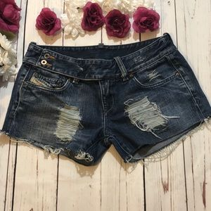 Diesel Industry Shorts size 28 Distressed
